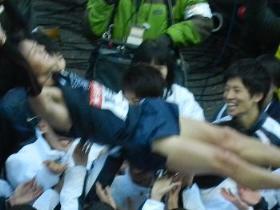 東洋大学の大津顕杜選手