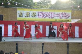 7th TRAINダンスステージ