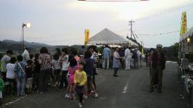 ホタル祭り1