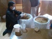 手作り味噌1